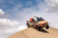 Devátá etapa Rally Dakar 2019 : Prokop na 6. místě Ouředníček si opět polepšil a Kolomý s Plným pátí v Semi Dakar.