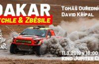 Dakar 2019: Rychle & Zběsile – 11.3.2019 – Kino Jupiter Velké Meziříčí