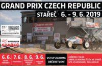 6.- 9.6.2019 – Grand Prix České republiky RC Buggy – Stařeč u Třebíče