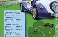 Příští týden budou brázdit silnice Kraje Vysočina při spanilé jízdě vozy postavené studenty z projektu postav si své auto.