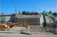 Stavba mostu v Třebíči probíhá podle harmonogramu a je za třetinou plánovaných prací