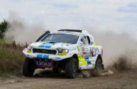 Ouředníček s Křípalem finišují s přípravou na start na Dakaru 2020.