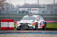 Marek Rybníček si užíval premiéru za volantem rallyové Škody Fabia R5