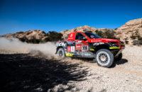 Prokopova nejlepší etapa na letošním Dakaru