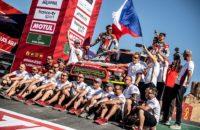 12. etapa Dakaru z pohledu zástupců Kraje Vysočina. Vysočinské posádky úspěšně dokončily Rally Dakar 2020.