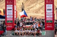Martin Prokop na Dakaru celkově dvanáctý