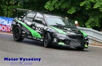 Závody automobilů do vrchu pokračují o víkendu závody v Divákách.