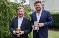 Jihlavský Martin Prokop získal Cenu fair play za rok 2019