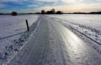 Pro celý Kraj Vysočina je na středu 17.2. vyhlášeno nebezpečí před ledovkou