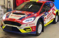 Martina Prokopa čeká o víkendu nová výzva !!!! Start na Arctic Rally Finland ve voze kategorie R5 Fordu Fiesta Rally2