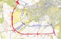 Jihovýchodní obchvat Jihlavy postaví Kraj Vysočina na dvě etapy