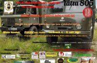 3.-5.9.2021 – Tatra 805 sraz – Pucov
